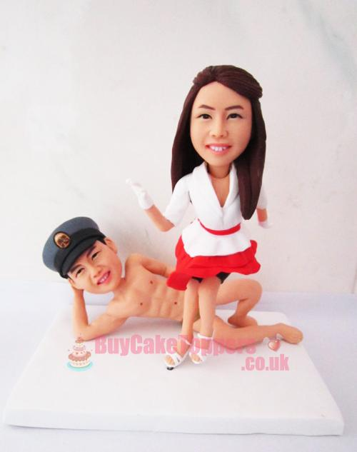 adult wedding toppers